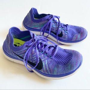 Nike Free 4.0 Flyknit Running Sneaker
